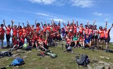 El I. Encuentro 'Mujer y Montaña' de Bizkaia, en imágenes
