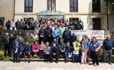 Pensionistas de Berriz tomarán el Consistorio