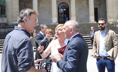 Sólo EH Bildu plantará cara a Ramiro González en el pleno que le investirá como diputado general