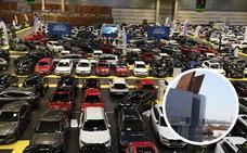 600 coches al mejor precio, desde esta mañana en el Buesa Arena