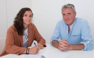 El Athletic incorpora a una portera baracaldesa de 25 años