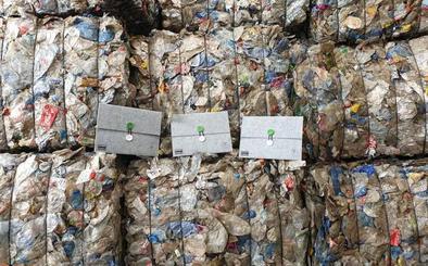 La vasca Eko-REC recicla cada día 5 millones de botellas