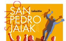 Programa de fiestas de Lekeitio 2019: San Pedro Jaiak