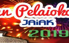 Programa de fiestas de Bakio 2019: San Pelaioko Jaiak