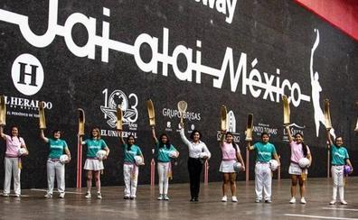Las 'zestalaris' toman los frontones en México