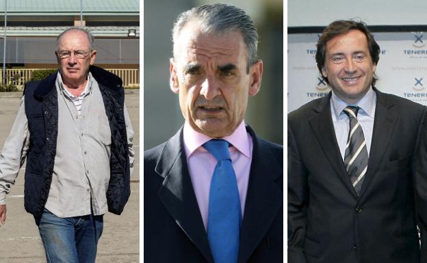 Sito Pons, Mario Conde y Rodrigo Rato, entre los mayores morosos con Hacienda