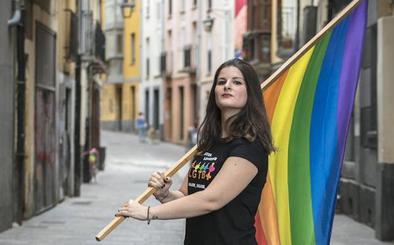 «El colectivo LGTB+ de Álava está ganando la lucha contra la invisibilización»