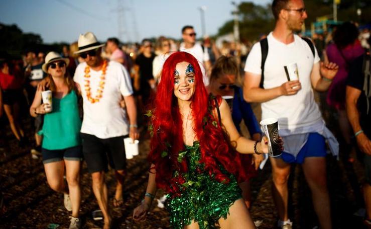 Glastonbury, el festival 'greenfield' más grande del mundo