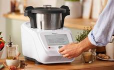 Los mejores robots de cocina por la mitad que una Thermomix