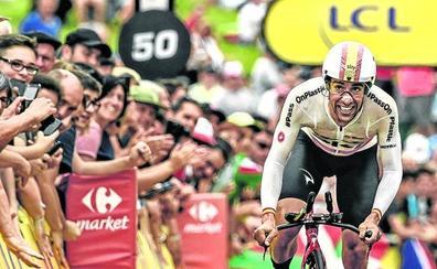 Castroviejo busca su quinto título de campeón de España