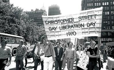 50 años del motín que inició el movimiento LGTBI