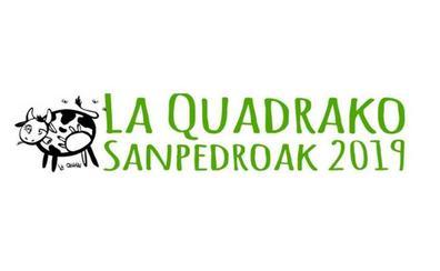 Programa de fiestas de Güeñes 2019: La Quadrako Sanpedroak