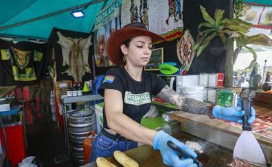 El exótico menú de la Feria de las Naciones: desde cocodrilo y serpiente hasta anticuchos