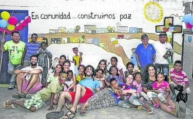 Los vizcaínos se apuntan a los viajes solidarios
