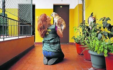 «Conocí a mi marido en la detención del 'Bizkaia'»