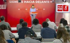 Mendia dice que la oportunidad en Navarra es «histórica» y recuerda al PP que «todos» pactan con Bildu