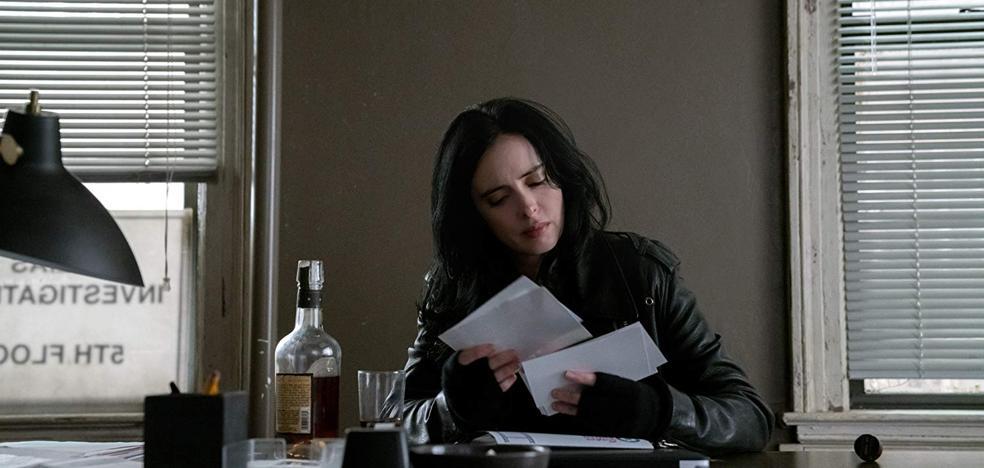 'Jessica Jones' protagoniza el epílogo de Marvel
