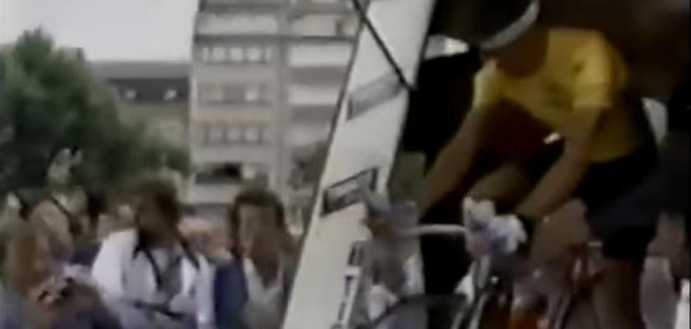 30 años del despiste más famoso de la historia del ciclismo