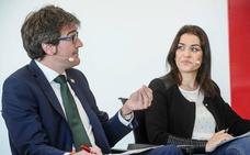 El PP urge a PNV y PSE a que presenten «ya» su programa de gobierno para Vitoria