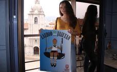 Los 'Sanroques' de Llodio ya tienen cartel, firmado por Oihane Ibarra