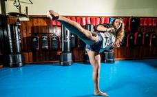 «El karate de contacto no es agresivo»