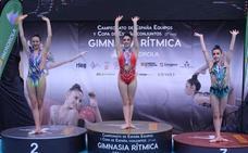 Maddi Otaola, oro en el Nacional por equipos de Zaragoza