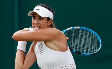 Otro batacazo de Muguruza en Wimbledon