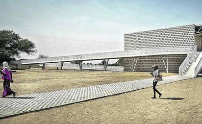 El diseño arquitectónico más premiado de la firma bilbaína Idom está en Senegal