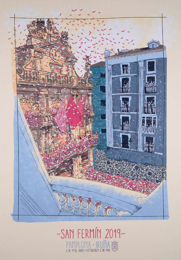 Sanfermines 2019: programa de fiestas de Pamplona