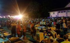 Retes de Llanteno se vuelca en unas fiestas participativas