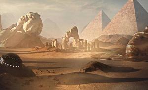 El racismo de los alienígenas de las pirámides