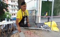 Medio centenar de actividades fusionarán en Gorliz gastronomía y arte