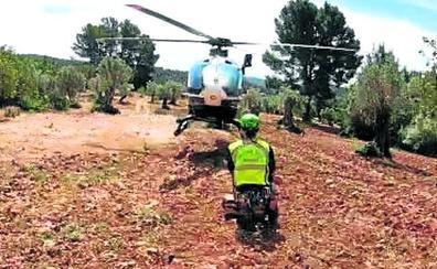 El equipo del operativo del pequeño Julen rescata a dos alaveses en Málaga