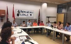 La convocatoria de plenos cada 2 meses, primer cisma de la legislatura en Bermeo