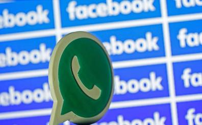 Whatsapp, Facebook e Instagram vuelven a funcionar con normalidad