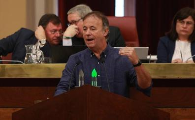 Fernández de Pinedo afea la «nula» voluntad de crear una mayoría alternativa a PNV-PSE