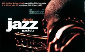 Recorremos la historia del Festival de Jazz de Vitoria a través de sus carteles