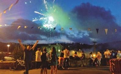 Las celebraciones de San Cristóbal en Txipio abren el maratón festivo de Plentzia