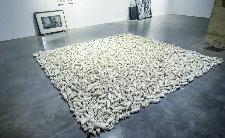 Exposición de Iñigo Gracenea