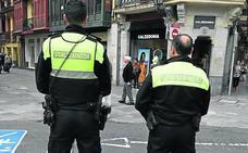 La Policía Judicial de Bilbao se ve mermada al darse de baja 16 de sus 20 agentes en plena pugna laboral