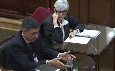 La Audiencia Nacional confirma el juicio a Trapero y la cúpula de los Mossos por el 1-O