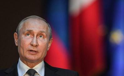 Putin se reúne con el Papa en una visita exprés a Roma y el Vaticano