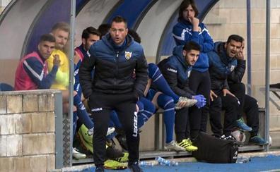 El Barakaldo se interesa en el técnico riojano Diego Martínez