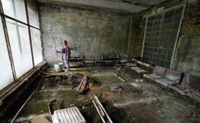 Chernóbil, memoria, prejuicios y colores