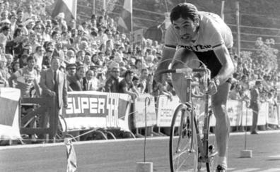 El 'Caníbal' que devoró el ciclismo