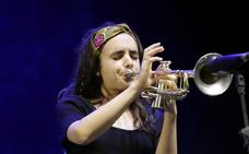 Andrea Motis, la niña prodigio del jazz español