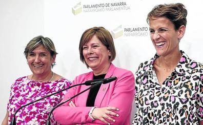 El PSN cierra el pacto con el nacionalismo para gobernar Navarra a la espera de Bildu