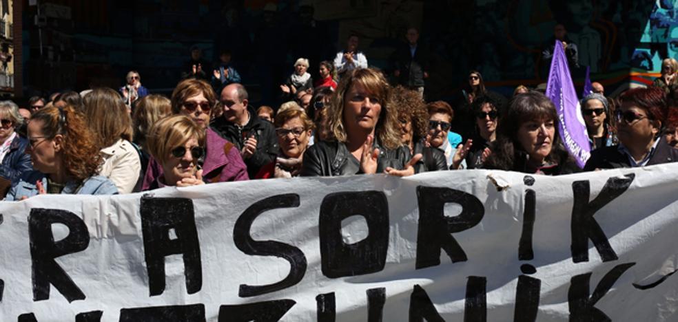 Seis años de cárcel por violar dos veces en 48 horas a su expareja en Ermua