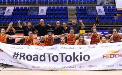 El combinado español de baloncesto en silla se clasifica para Tokio 2020