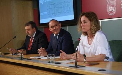 Los miembros del nuevo gobierno de Ramiro González